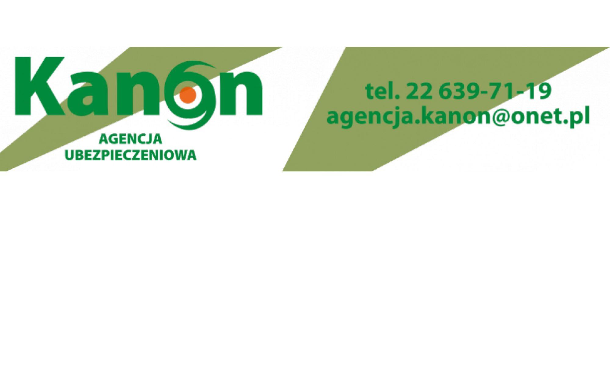 Agencja Ubezpieczeniowa Kanon